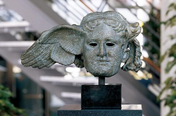 Hypnos Bronze Skulptur