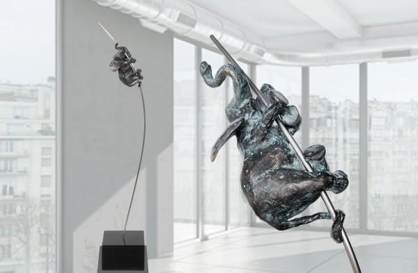 JungelJumper Skulptur