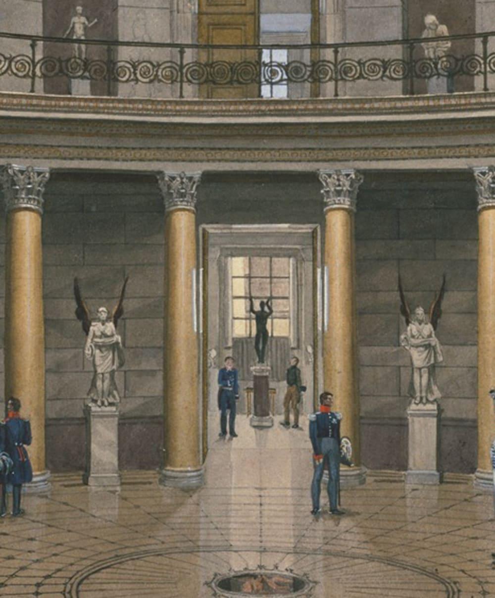 Geschichtliche Chronologie des Betenden Knaben