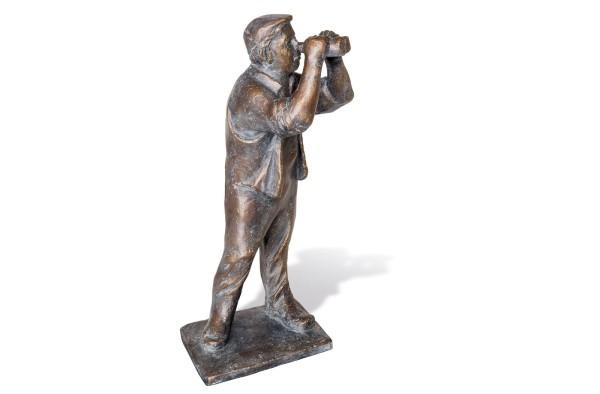 Blick in die ukunft Skulptur