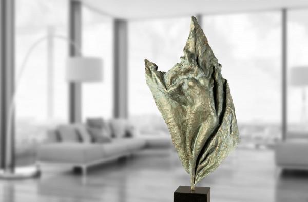 Illusion-Bronze-Skulptur