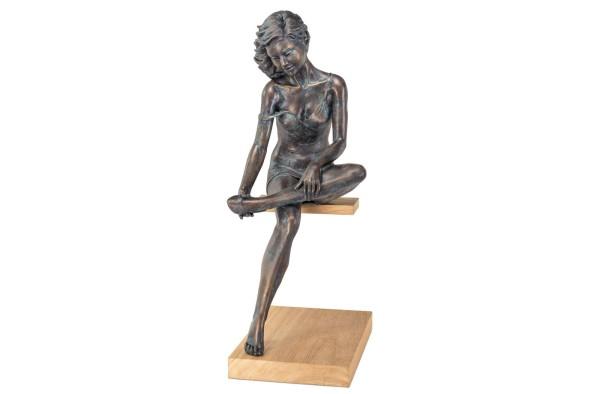 Der Schuh Skulptur von Damiano Taurino